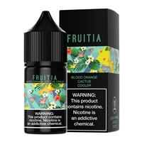 Fresh Farms E-Liquid Fruitia Blood Orange Cactus Cooler 30mL Salt Nic | Vapor Lounge®