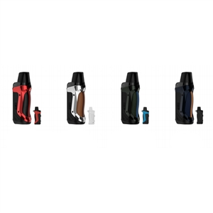 Aegis Boost Luxury Edition Pod Mod Kit by Geekvape - Complete Vape Kit | Vapor Lounge®