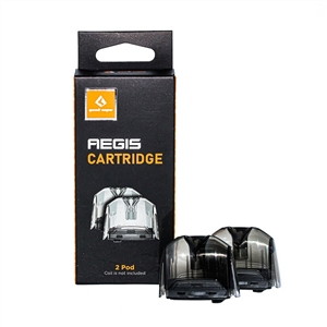 Geek Vape Aegis Pod Kit Replacement Cartridges (2 pack) | Vapor Lounge®