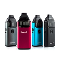 Aspire Breeze 2 AIO Pod Mod Kit - All-In-One Pod Vape System