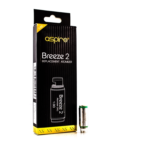 Aspire Breeze 2 Replacement Vape Coil (5 Pack) - Vapor Lounge