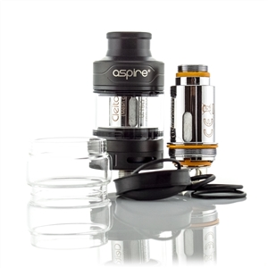 Aspire Cleito 120 Pro E-Cig Tank - Sub-Ohm Vape Tank for Big Clouds - Vapor Lounge