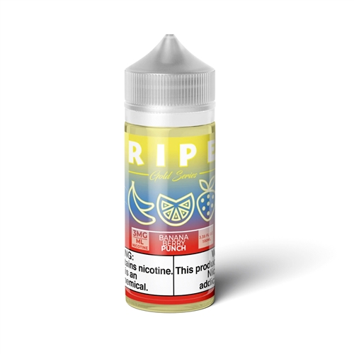 Banana Berry Punch by Ripe Collection (60mL) Flavored Vape Juice  | Vapor Lounge®