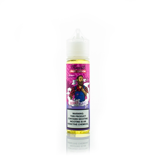 Berry Blast by The Finest 60mL - Premium High VG Vape Juice  | Vapor Lounge®