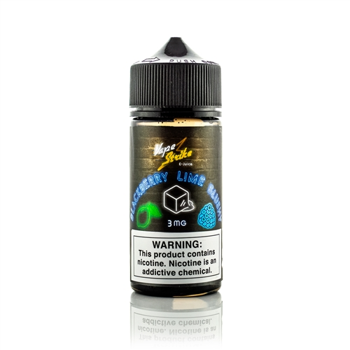 Blackberry Lime Slushie by Vape Strike - Vapor Lounge