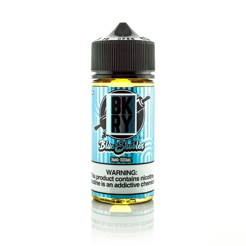 Blue Snobbler by BKRY eLiquid - Dessert Flavored High VG Vape Juice - Vapor Lounge
