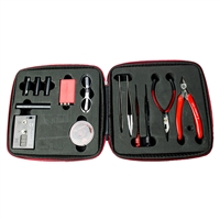 Coil Master V2 DIY RBA Tool Set Kit with Latest Coil Jig Ohm Meter | Vapor Lounge®