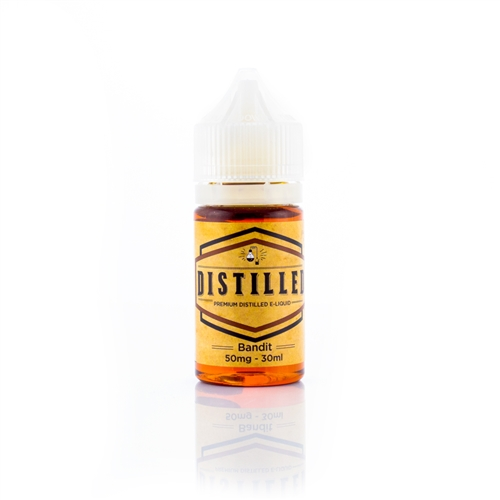 Bandit Tobacco Flavor by California Vaping Co. - Salt Nic Vape Liquid