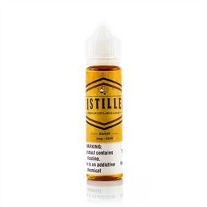 Distilled California Vape Co Bandit Tobacco Flavored High VG E-liquid | Vapor Lounge®