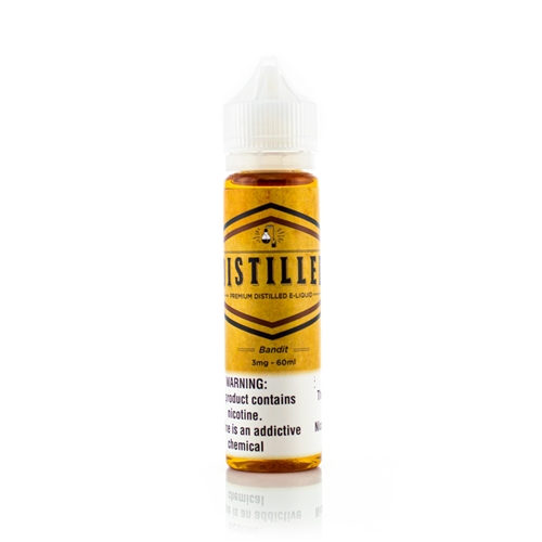 Bandit Tobacco Flavor by Distilled (California Vaping Co.) - Vapor Lounge