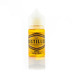 Banga Salt Nic by Distilled (California Vaping Co.) - Vapor Lounge