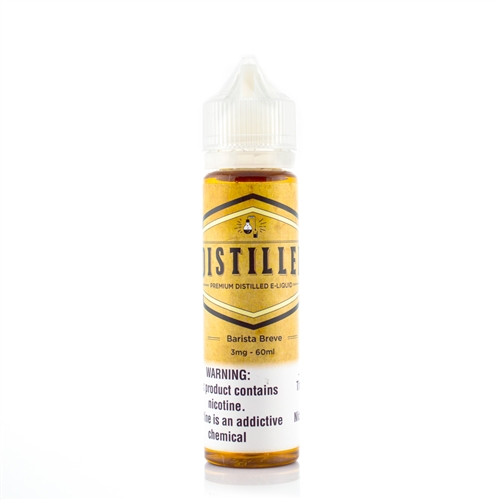 Barista Breve by Distilled (California Vaping Co.) - Vapor Lounge