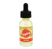 E-Liquid by California Vaping Co. - Lemon Pound Cake ReFresh