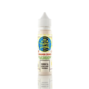 Cinnamon Crunch Cereal Flavored High VG E-Liquid for Big Clouds - Vapor Lounge