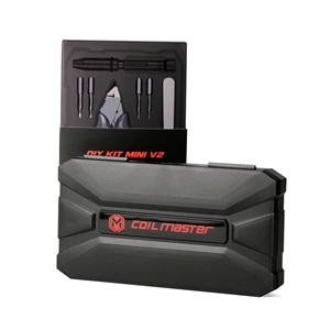 Shop Coil Master Mini V2 DIY Kit - Coil Master Vape Accessories  | Vapor Lounge®