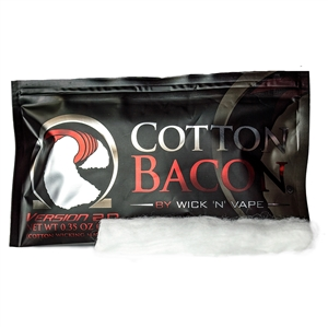 Cotton Bacon Purified E-Cig Coil Wicking Cotton