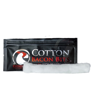 Cotton Bacon Bits V2.0 Purified Coil Wicking Cotton | Vapor Lounge®