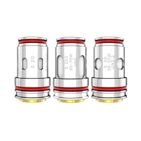 Crown 5 V Mesh Replacement Coils - Vapor Lounge