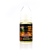 48mg Blue Raspberry by Dead Presidents Salt Nic e-Liquid - 30mL | Vapor Lounge®