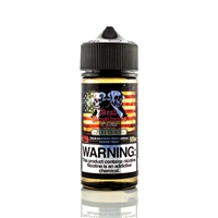 Dead Presidents Premium E-Liquid Jefferson - 100mL Vape Juice Bottle | Vapor Lounge