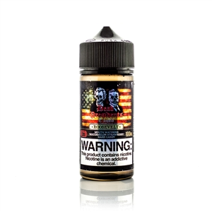 Dead Presidents High VG e-Liquid Roosevelt - 100mL Vape Juice Bottle | Vapor Lounge®