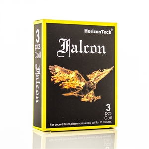 Horizontech Falcon Replacement Vape Coils (3 Pack)