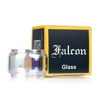 Horizon Falcon Rainbow Replacement Bubble Glass - Vapor Lounge
