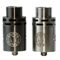 Gemini Mason 24mm Rebuildable Dripping Atomizer (RDA) by Vapergate