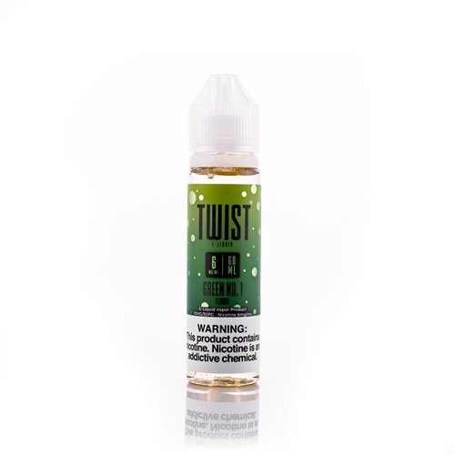 Green No. 1 (Honeydew Melon Chew) by TWIST E-Liquids - Vapor Lounge
