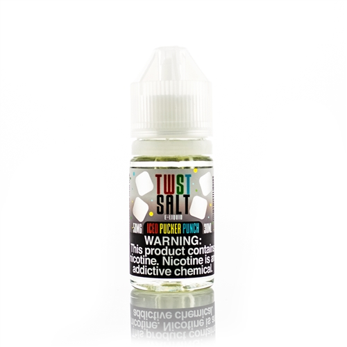 Iced Pucker Punch by Twist Salt - Salt Nic Vape Juice | Vapor Lounge®