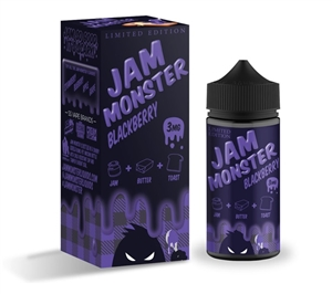 Jam Monster Blackberry - Vapor Lounge