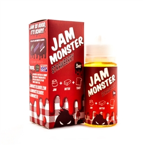 Jam Monster Strawberry - Vapor Lounge