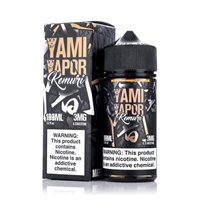 Buy High VG 100mL Kemuri by Yami Vapor Vape Juice | Vapor Lounge®