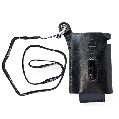 Leather E-cigarette Lanyard: eGo One iStick Compatible | Vapor Lounge