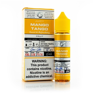 Mango Tango by  Glas 60mL - Vapor Lounge