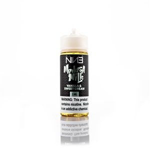 Cloud Nine e-Liquid Medusa Milk 120mL - Freebase High VG Vape Juice | Vapor Lounge®