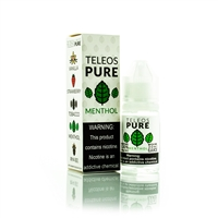 Menthol by Teleos Pure 30mL - Vapor Lounge
