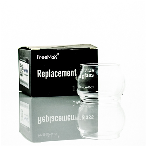Freemax Mesh Pro Sub-Ohm Vape Tank 6mL Replacement Bubble Glass | Vapor Lounge
