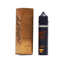 Bronze Tobacco Series Premium E-Liquid Silver Blend 60mL | Vapor Lounge®