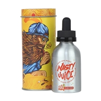 Nasty Juice Premium E-Liquid Cush Man - 60mL Vape Juice Bottle | Vapor Lounge