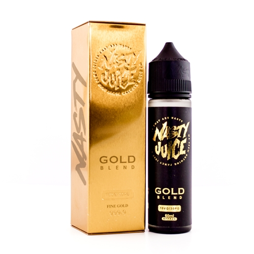 Nasty Tobacco Series - Gold Blend 60mL - Vapor Lounge