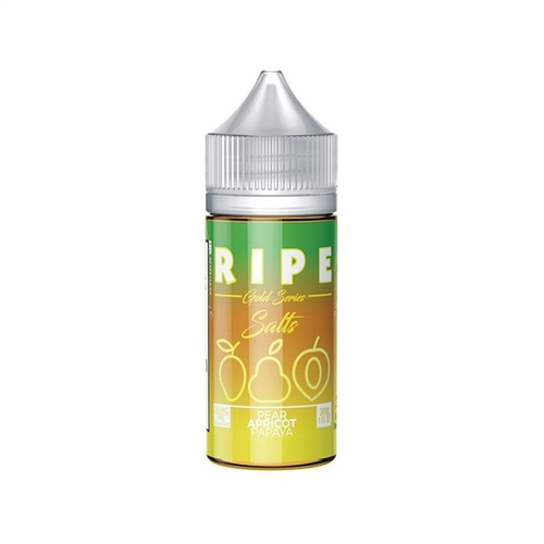 Pear Apricot Papaya Flavored Salt Nic Vape Juice by Ripe Collection | Vapor Lounge®