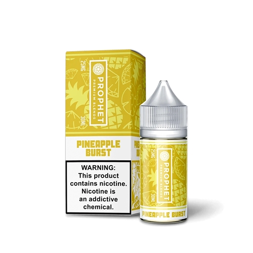 ProphetBlends E-Liquid Pineapple Burst Salt Nic - Fruity Vape Juice  | Vapor Lounge®