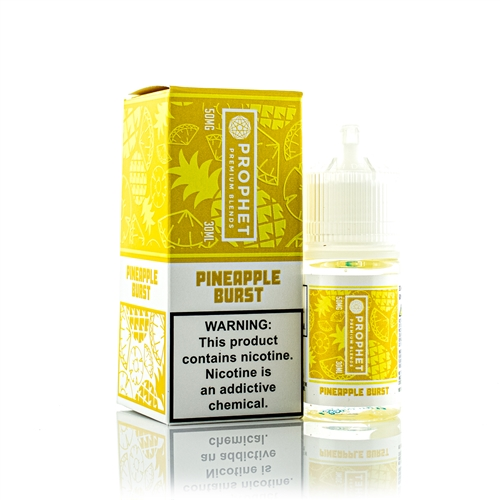 Alchemist Nicotine Salt - Pineapple Fruit Burst