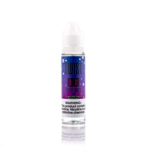 Purple Grape (Grape Berry Mix) 60mL BY TWIST E-Liquids - Premium High VG Vape Juice  | Vapor Lounge®