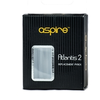 Aspire Atlantis 2 Replacement Pyrex glass for your - Atlantis II