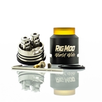 Rig Mod Bottom Fed RDA Model 41 - Rebuildable Dripping Atomizer