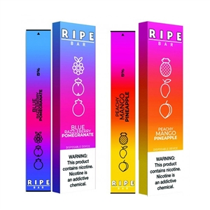 RIPE BAR Disposable All-In-One Vape Device - Vapor Lounge