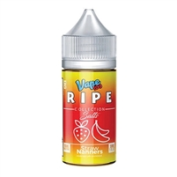 Strawberry Banana Nic Salt Ripe Collection by Vape 100 | Vapor Lounge