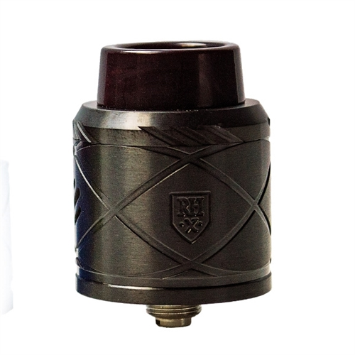 Royal Hunter X 24mm Rebuildable Dripping Atomizer (RDA) by Council of Vapor's